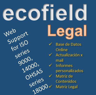 ECOFIELD Legal